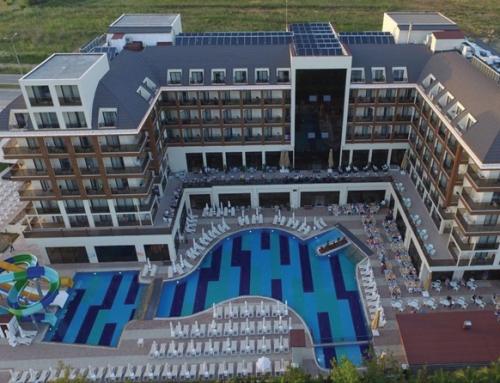 GLAMOUR RESORT HOTEL ANTALYA